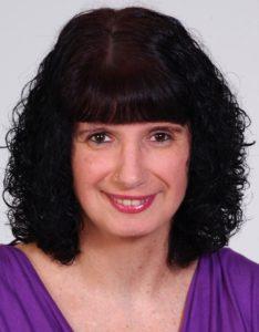 Silke Schlüter Vorsitzende der DG Myositis
